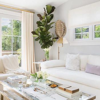 Living Room Wall Of Patio Doors Design Ideas