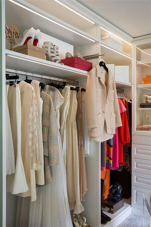 The Container Store Closet System Contemporary Closet Dunn