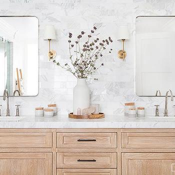 Linear Marble Tiles Design Ideas