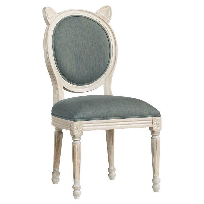 Emily Meritt Cat Ear Wood Chair