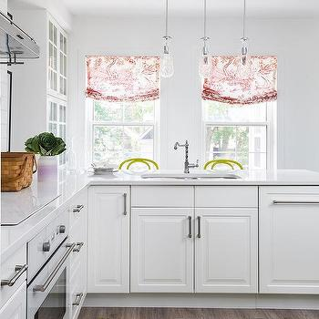 Lime Green Kitchen Accents Design Ideas