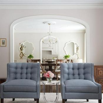 Blue Accent Chairs For Living Room.Steel Blue Accent Chairs Design Ideas