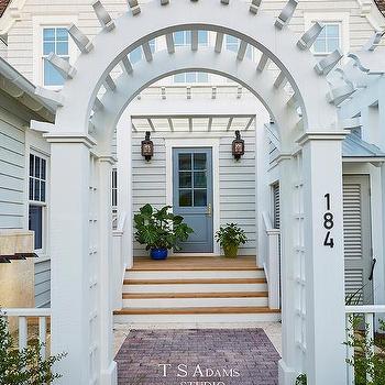arched main door design gray front door design ideas