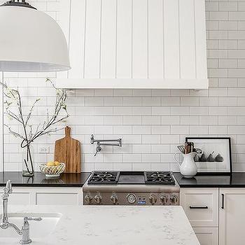 Vertical Shiplap Kitchen Hood