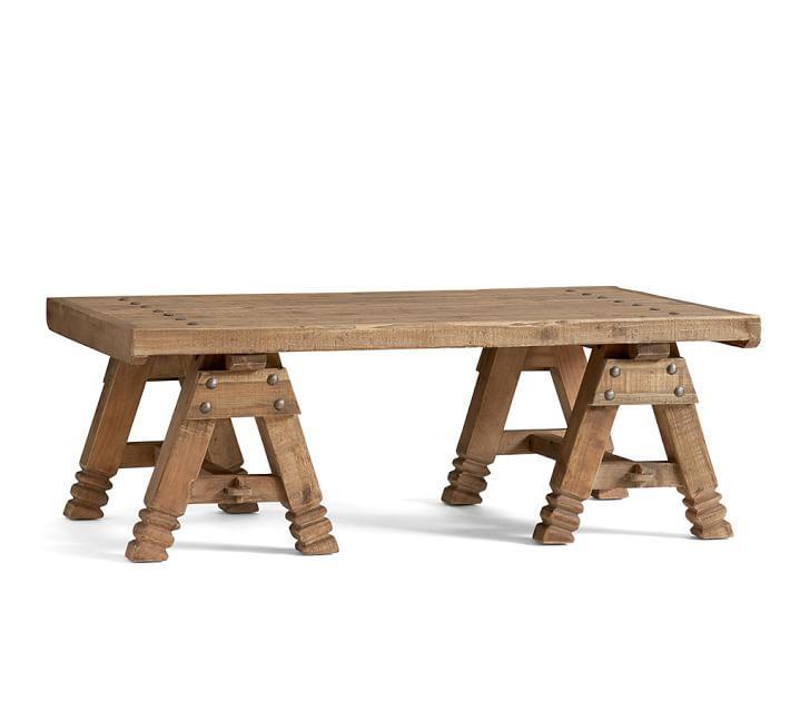 Hastings Coffee Table: Hastings Reclaimed Wood Coffee Table
