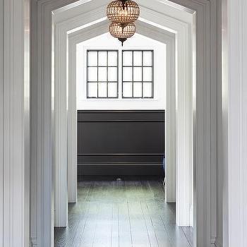 triangular arch doorway design ideas