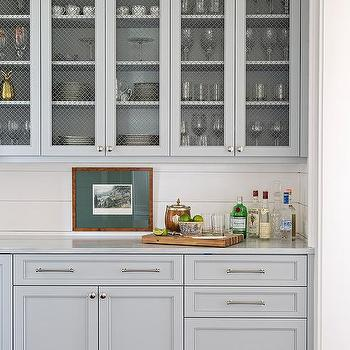 Chicken Wire Cabinet Doors Design Ideas