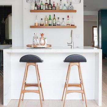 Black X Back Bar Stools Design Ideas