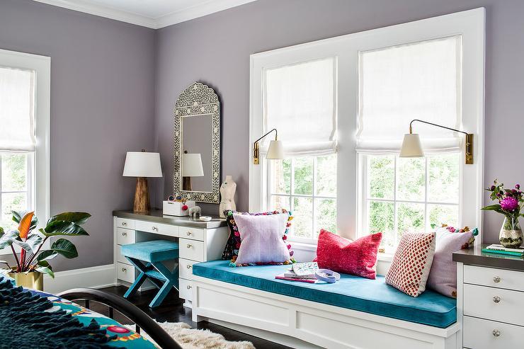Black Bedroom Desks Design Ideas