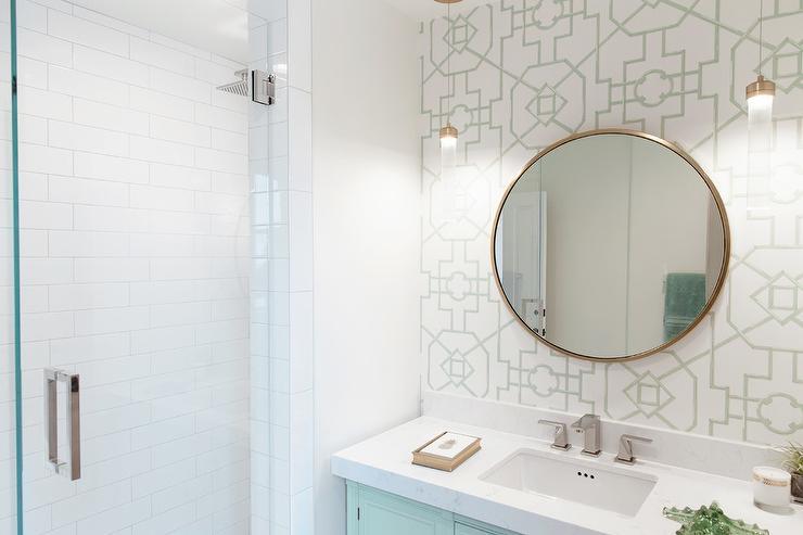 Water Closet Wallpaper Design Ideas