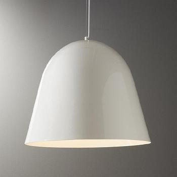 Bell black pendant light products bookmarks design inspiration capitol white aluminum bell pendant light aloadofball Gallery