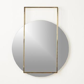 Z Gallerie Simplicity Leaner Mirror