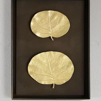 Michael Aram Leaf Wall Art Products Bookmarks Design Inspiration And Ideas