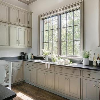 black granite kitchen pantry countertops design ideas