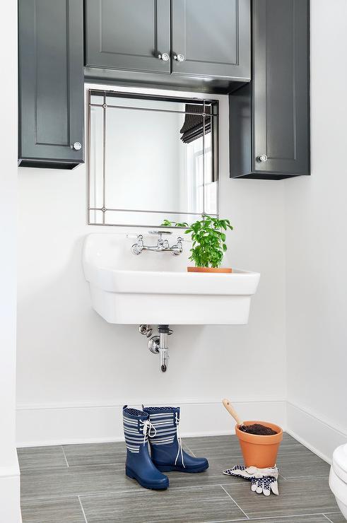 Utility Sink Design Ideas Delectable Utility Sink Backsplash Set