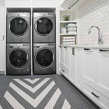 Laundry Room Floor Tile Patterns Design Ideas