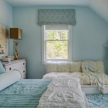 Gray And Aqua Blue Room Colors Design Ideas