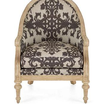 Amber Ikat Walter Chair Dining Room Furniture Furniture
