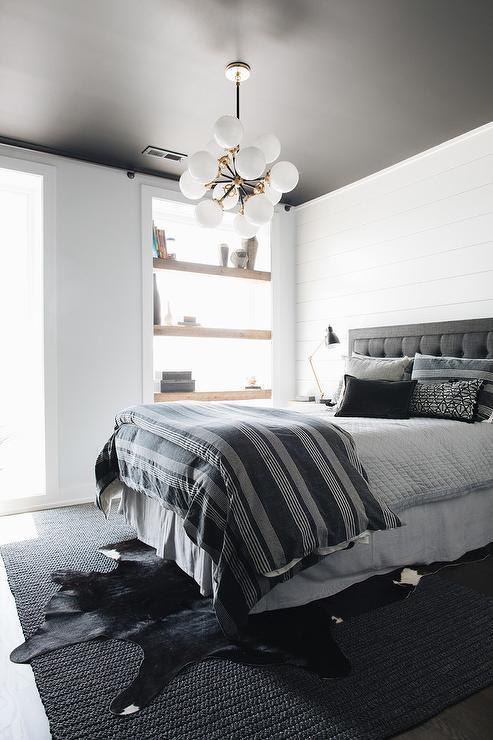 Globe Floor Lamp Bedroom