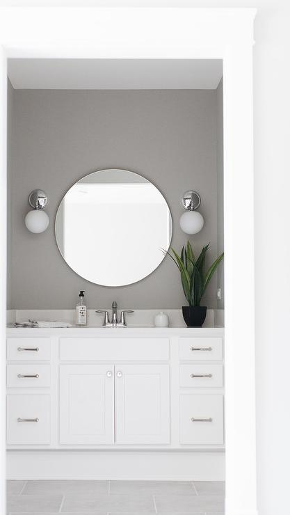'view full size' from the web at 'https://cdn.decorpad.com/photos/2017/10/23/white-washstand-with-shaker-drawers-and-cabinets.jpg'