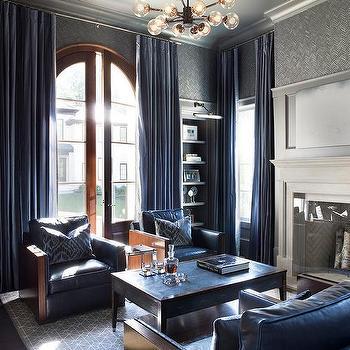 Masculine Living Room Design Design Ideas