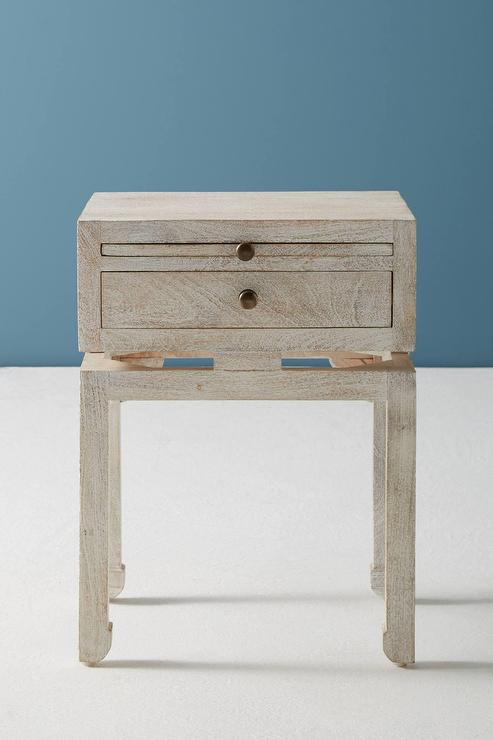 Threshold Simply Extraordinary Grey Side Table