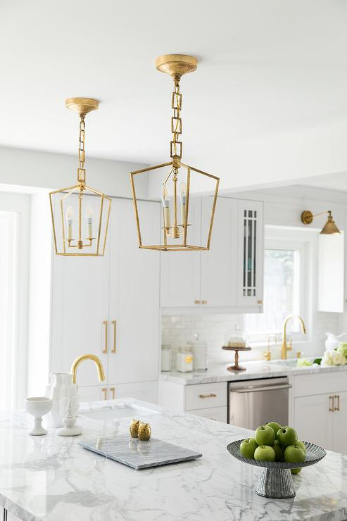 Kitchen Lights For White Kitchen