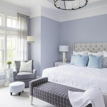 Cottage Bedroom Sherwin Williams Samovar Silver