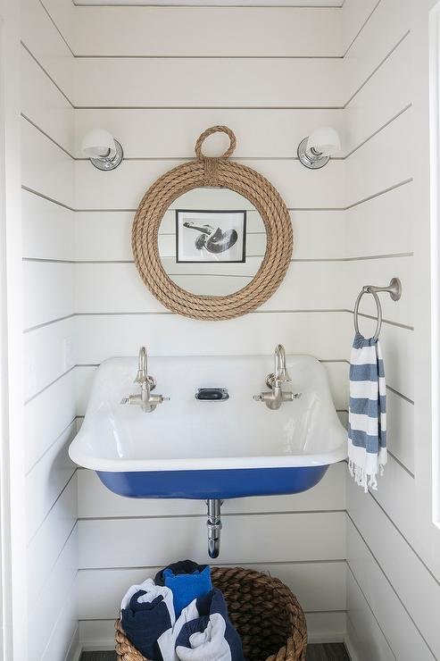 'view full size' from the web at 'https://cdn.decorpad.com/photos/2017/10/30/rope-mirror-with-blue-vintage-sink.jpg'