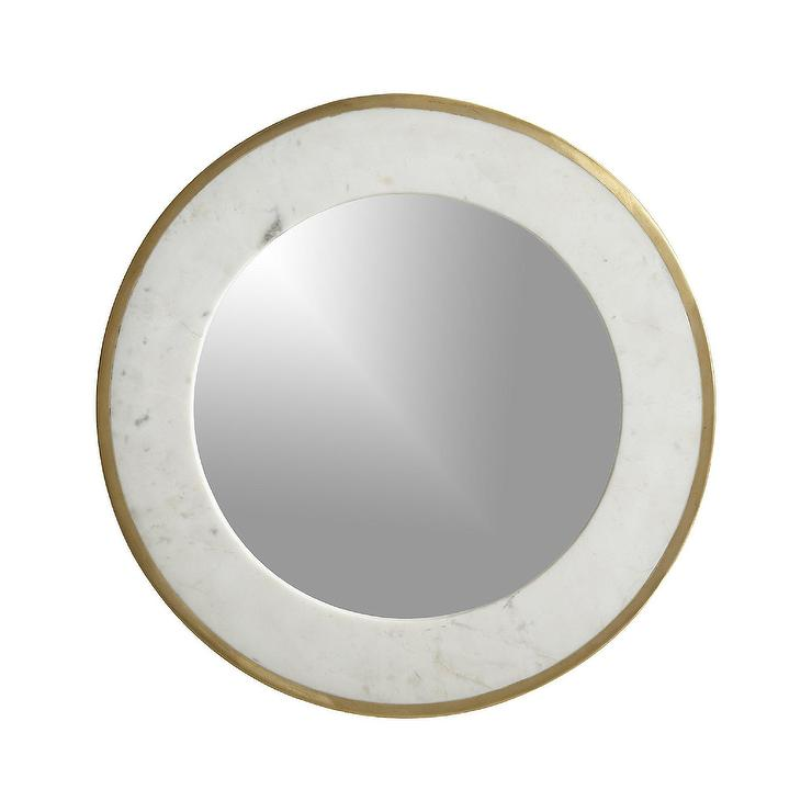 Interior design products bookmarks design inspiration for White round wall mirror