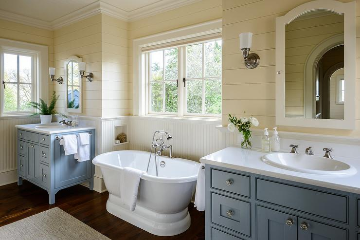 colors for master bathroom and blue cottage master bathroom colors cottage 17812
