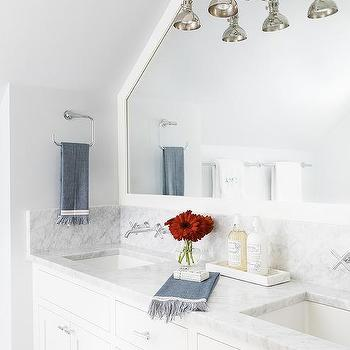 3 Light Bathroom Sconces Design Ideas