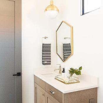 West Elm Bath Vanity Mirror Design Ideas