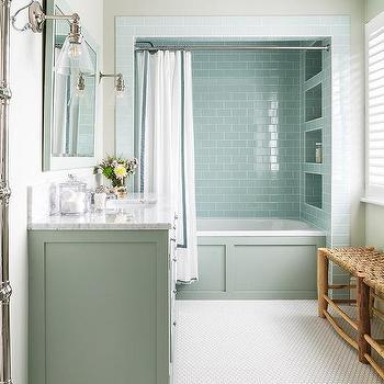 Shower Niches Design Ideas