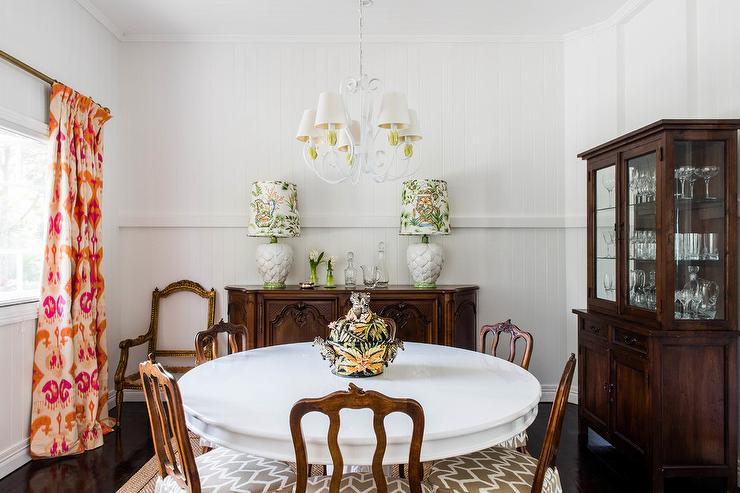 Antique Vintage Dining Chairs Design Ideas