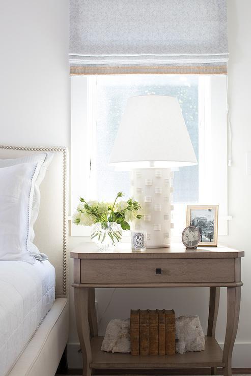 Kelly Wearstler Linden Table Lamp Transitional Bedroom