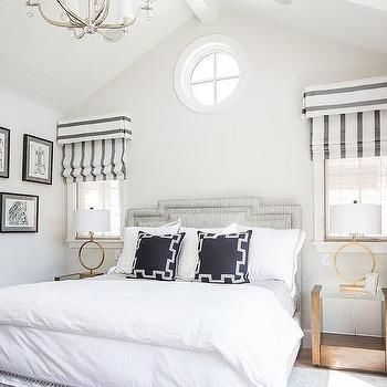 white bedroom rug. Platinum Gray Art Deco Bed with Black Greek Key Pillows Wool Bedroom Rug Design Ideas