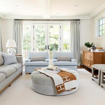 colorful chairs for living room. Blue Chairs with Gray Pillows Living Room design  decor photos pictures ideas inspiration