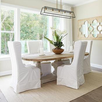 Cream Colored Dining Room Walls Design Ideas