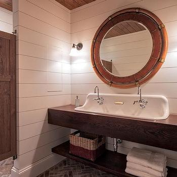 Cabin Bathrooms Design Ideas