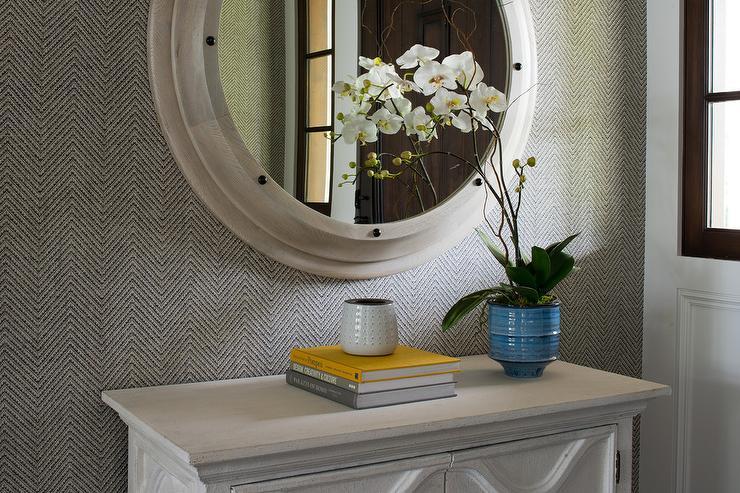 Wallpaper Foyer : Wallpaper for foyer design ideas