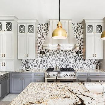 Gold Industrial Kitchen Light Pendants Design Ideas