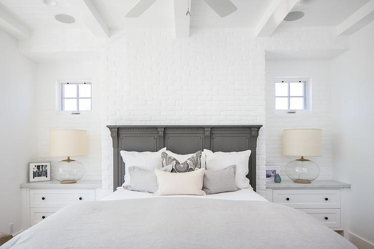 Restoration Hardware St James Panel Bed Design Ideas
