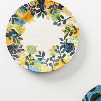 Melbourne Hand Painted Dinner Plate Products Bookmarks Design Inspiration And Ideas