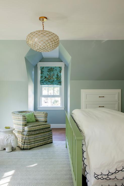 Green And Blue Bedroom Colors