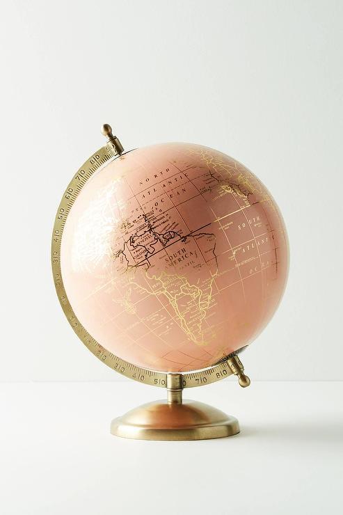 Crate And Barrel Decorative Globes