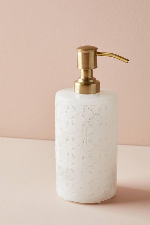 Threshold Brass Tall Soap Lotion Pump I Target