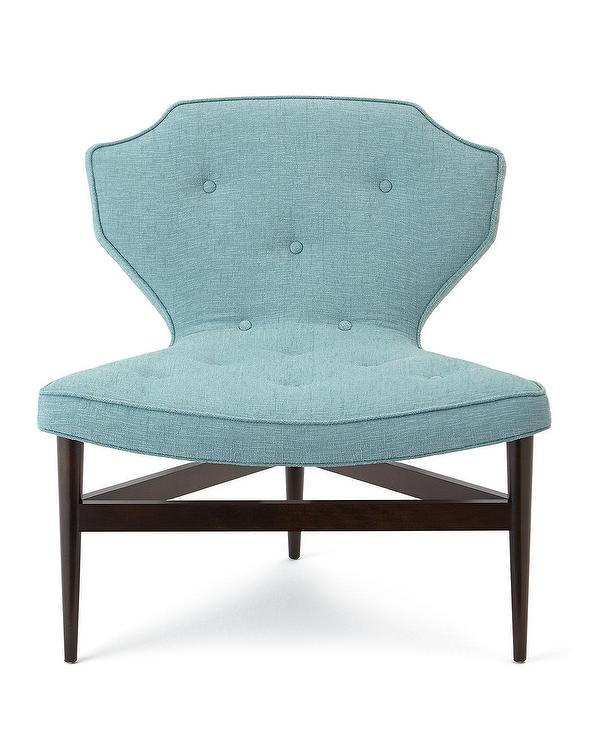 Dolce Upholstered Accent Arm Chair Luca Teal G Target
