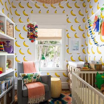 Oeuf Sparrow Crib Contemporary Nursery Sissy And Marley