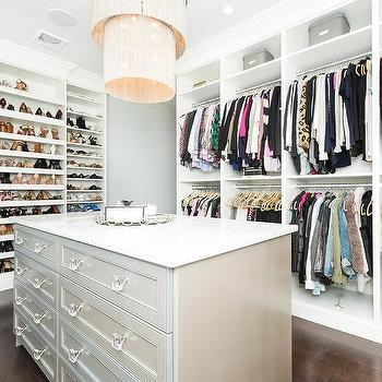 walk in closet design. Wall Of Custom Shoe Shelves Walk In Closet Design A